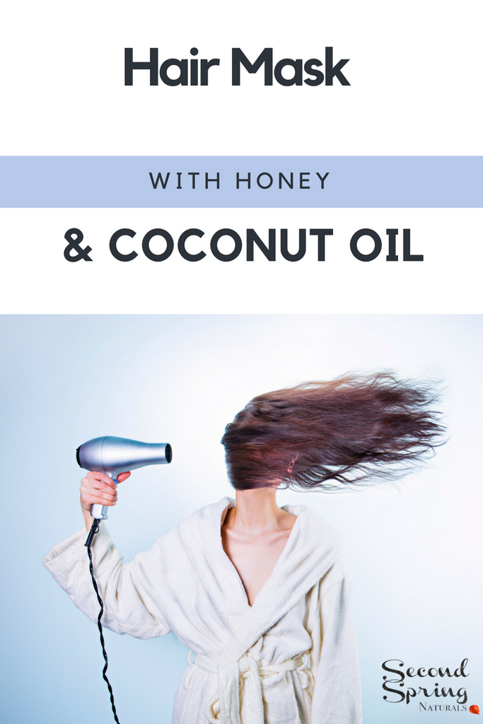 Love Coconut Oil? So does your hair.