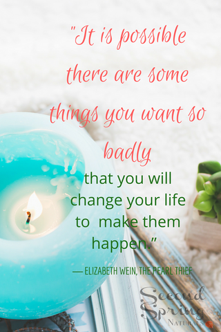 Simple Changes to Live a Bold Life - Naturally empowered