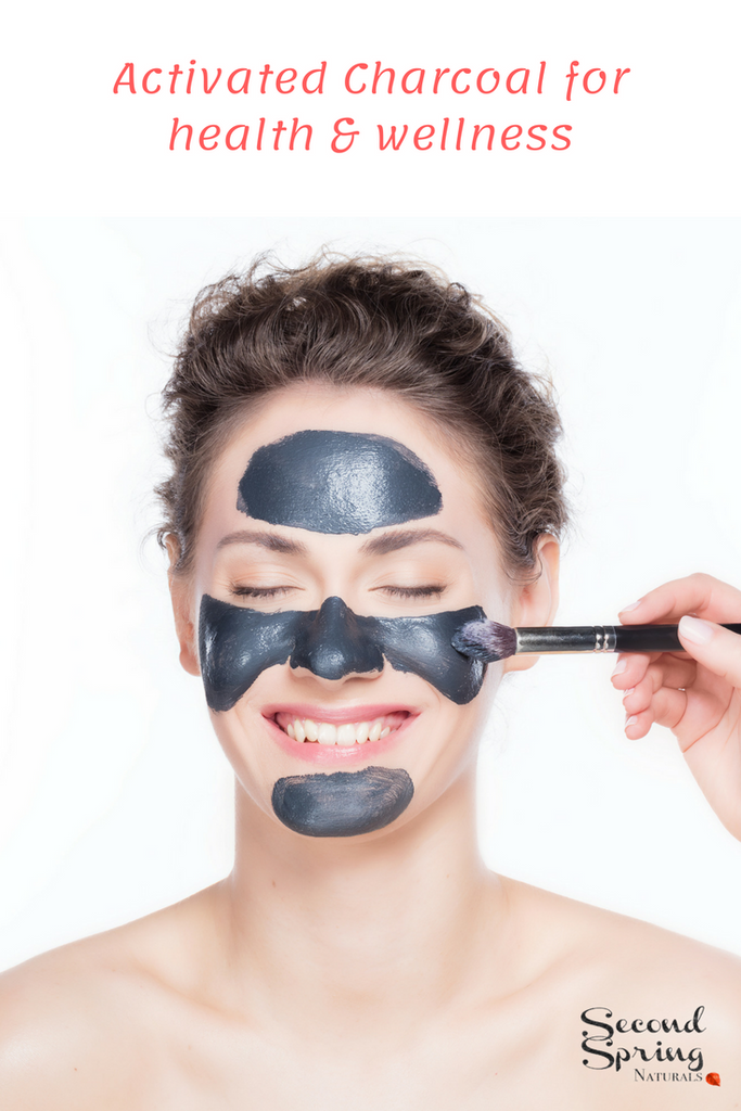 What is Activated Charcoal and How is it Used in Beauty, Health and Wellness?