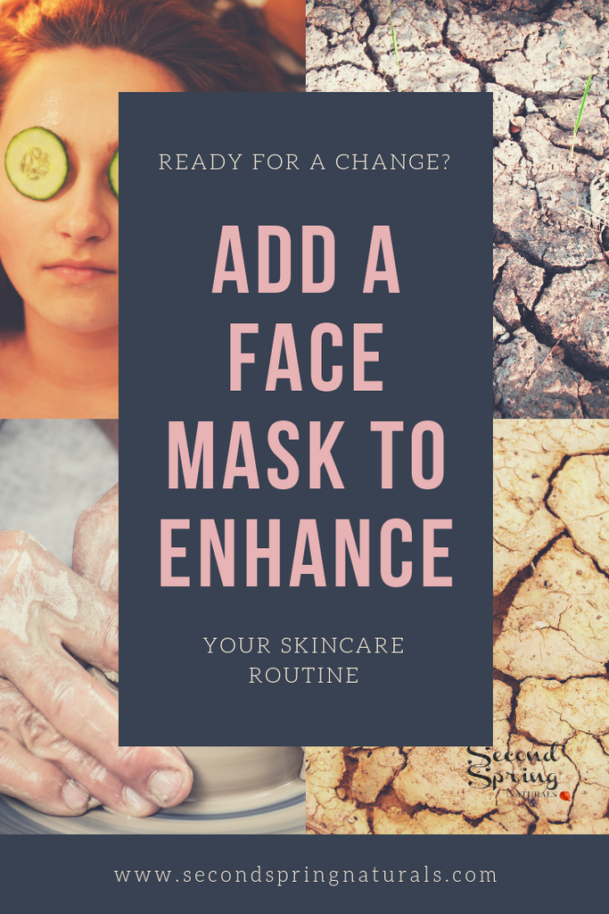 New Year New You - The Beauty of a Clay Mask