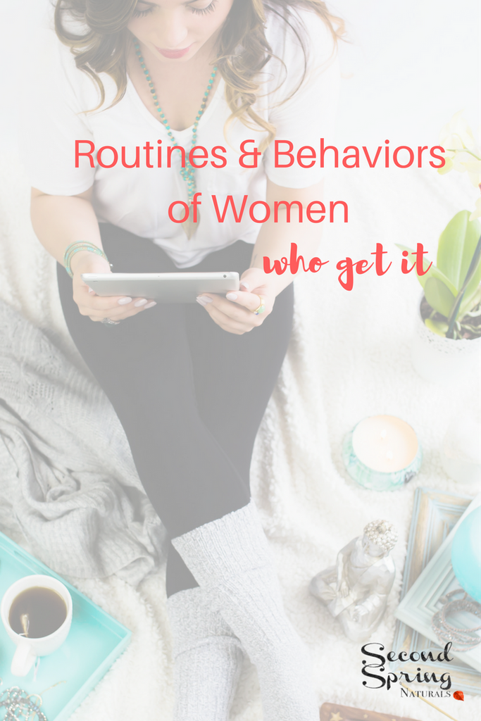 Routines of Successful, Happy Women