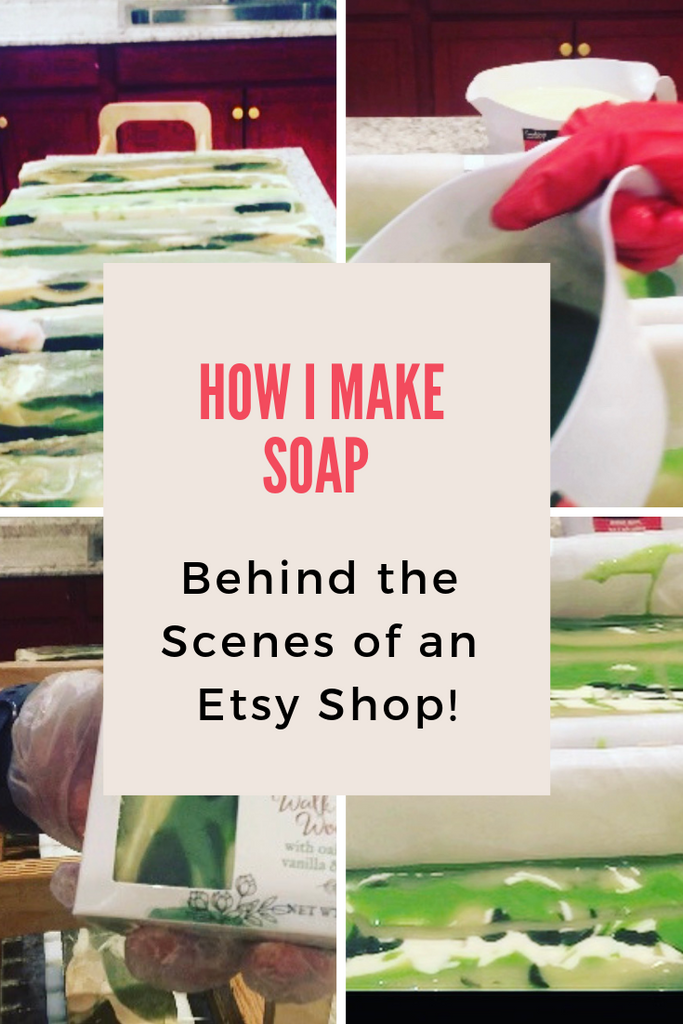 How I Make My Soaps