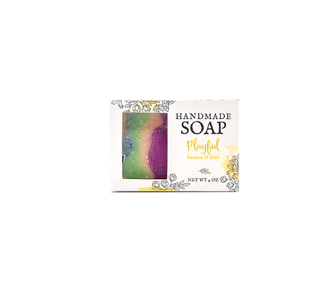 Playful Soap - Banana Kiwi