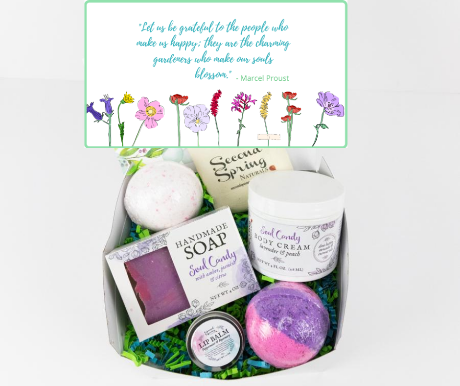 Friendship Gift - choose your scent package