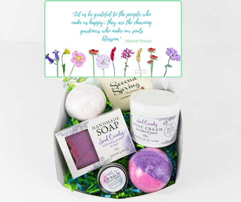 Friendship Gift Box - choose your scent package