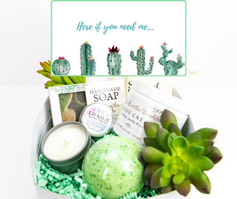 Support Gift - choose your scent package