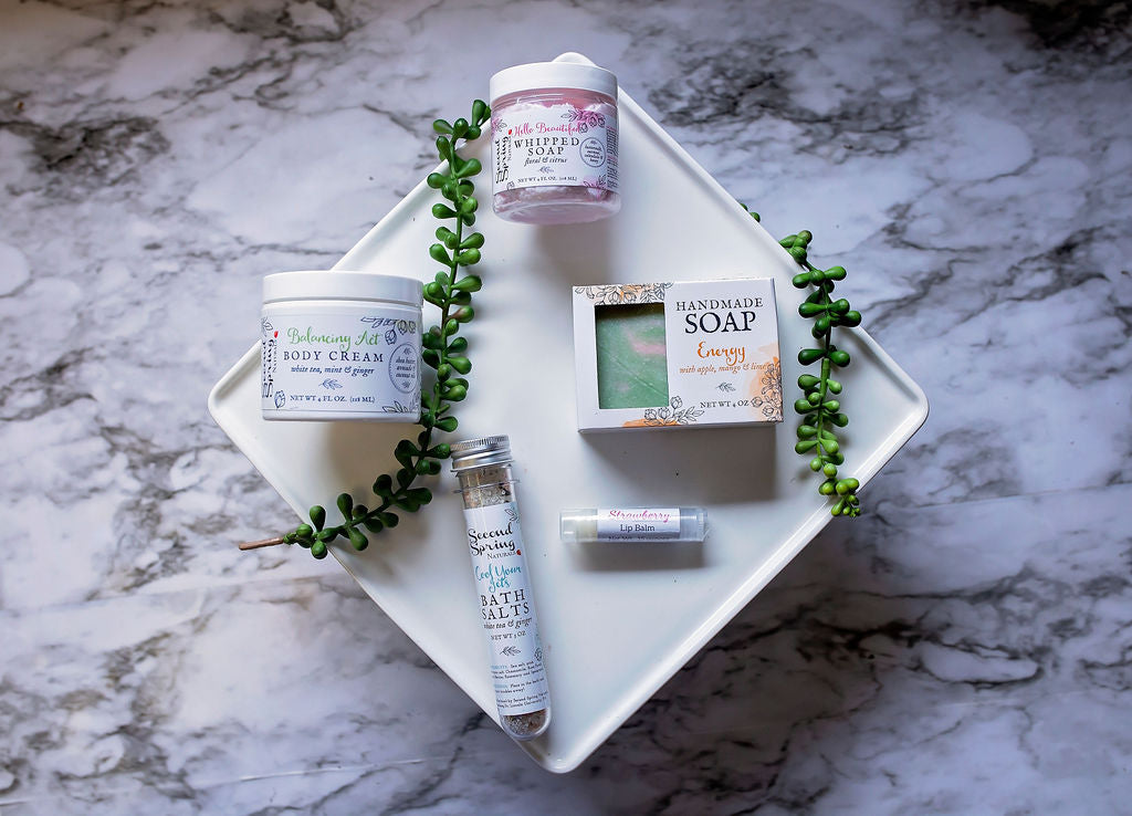 Take a Breather Mom Skincare set