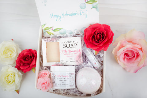 Valentines Day Gift Box - Hello Beautiful