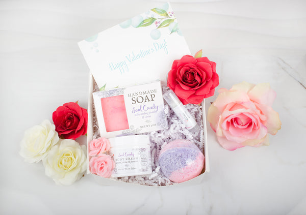 Valentines Day Gift Box - Soul Candy