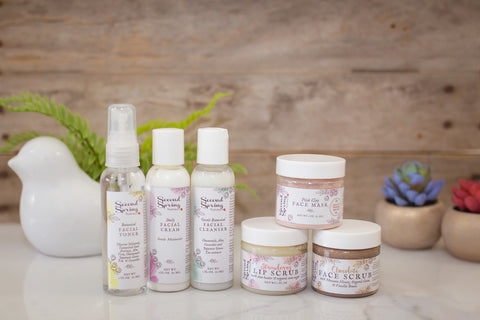 Pamper Your Face Skincare Set
