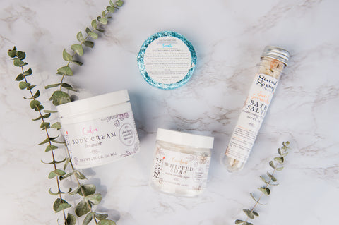 Serenity Now Skincare Set