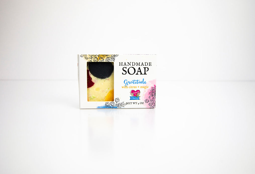 Gratitude Soap - Soap for a Cause