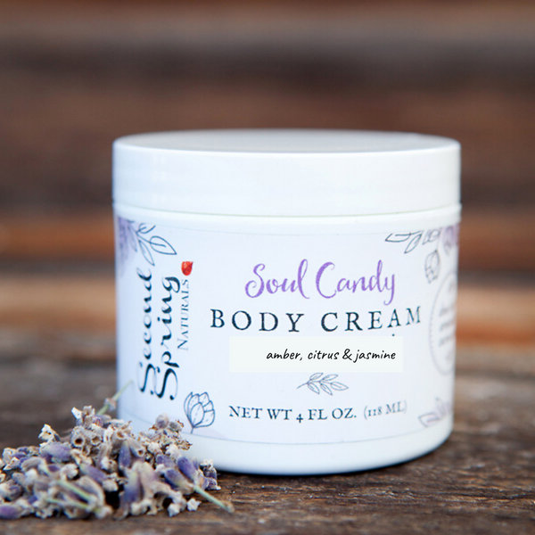 Soul Candy Body Cream