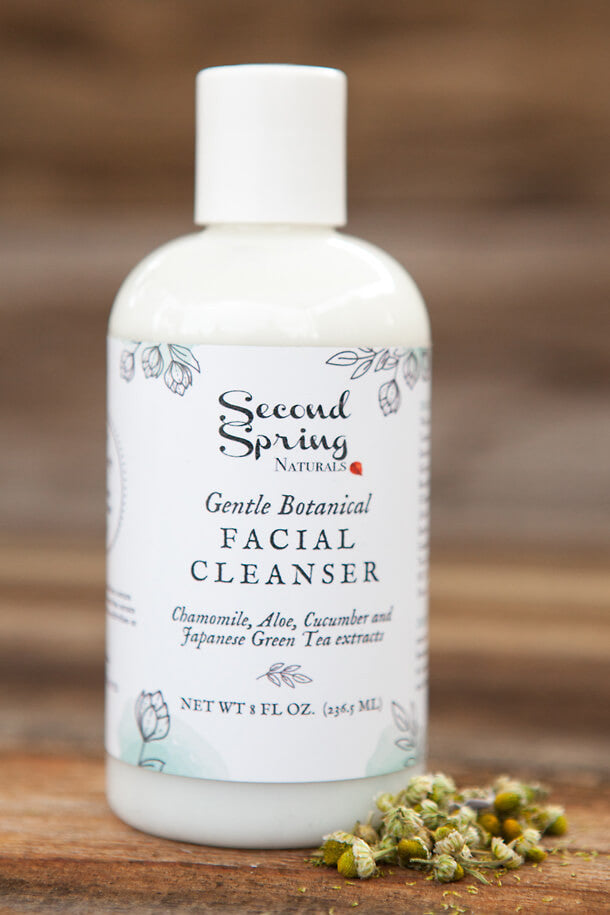 lotion facial cleanser