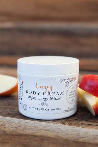 fruity shea butter hand and body cream