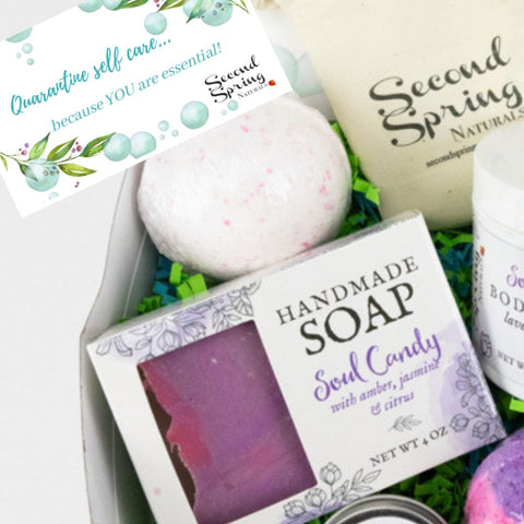 Quarantine Self-Care Set - Customize Your Gift Set