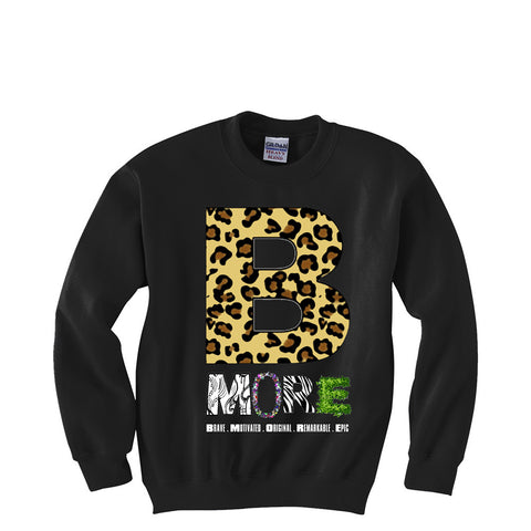BMORE Sweatshirt-Black