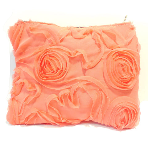 Soft Petal Mini Clutch