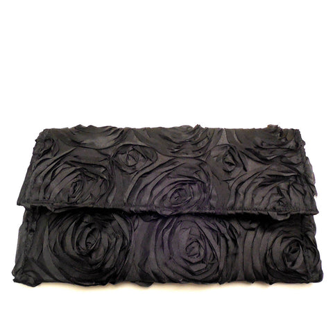 Concrete Rose Clutch