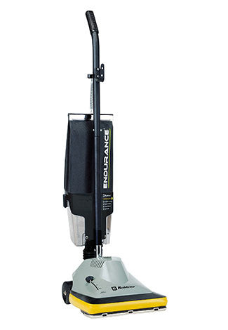 Koblenz U-80DC Heavy Duty Commercial Upright with Permanent Bag and Dust Cup