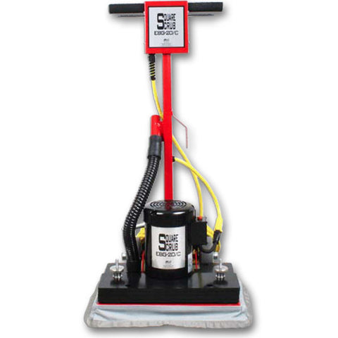 Square Scrub EBG-20/C Surface Prep