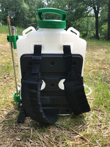 Battery Backpack sprayer for Disinfectant