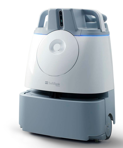 Automate up to 30% of the average cleaning job with an Autonomous Vacuum Sweeper