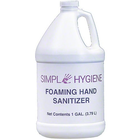 Foaming Hand Sanitizer, Gallons or Case
