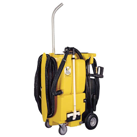 Kaivac KV1750 - perfect for areas large and small (17-gallon tank; 500 psi)