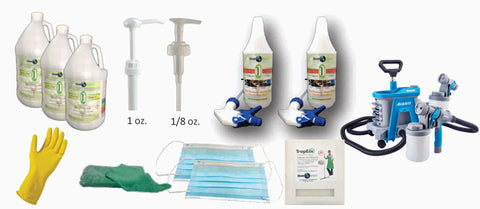 Sprayer Kit (Large or Small)