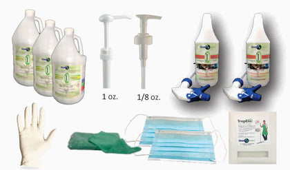 **THE ORIGINAL** Pandemic Disinfecting Kit