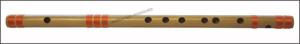 SANSKRITI MUSICALS Flutes - Bansuri C Sharp Small 9 inches - CFB