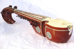SANSKRITI MUSICALS Designer Rebab - Indian - Tun Wood - FH