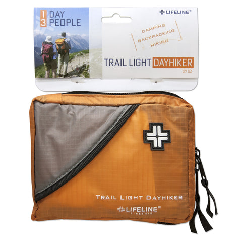 Lifeline Trail Light Dayhiker First Aid Kit (Soft Case) 57-piece