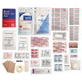 Lifeline Trail 3 Light First Aid Kit (Soft Case) 72-piece