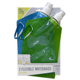 Lifeline Flexible 25 oz Water Bags (2-pack)
