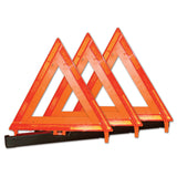 AAA Emergency Warning Triangles (3-Pack)