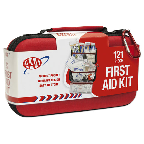 Lifeline AAA 121-piece Large First Aid Kit (Hard Case)