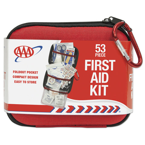 Lifeline AAA 53-piece Medium First Aid Kit (Hard Case)