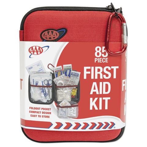 Lifeline AAA 85-piece Large First Aid Kit (Hard Case)