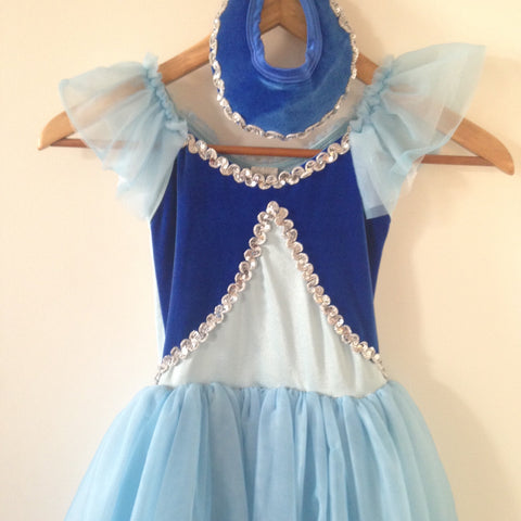 "Blue Musical Theater Costume ""Happily Ever After"""