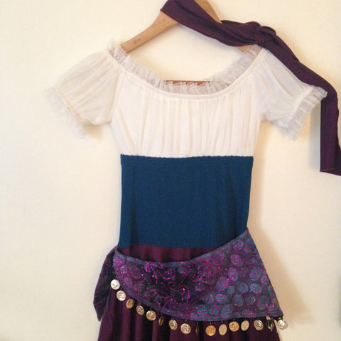"Musical Theater Costume ""Gypsy"""