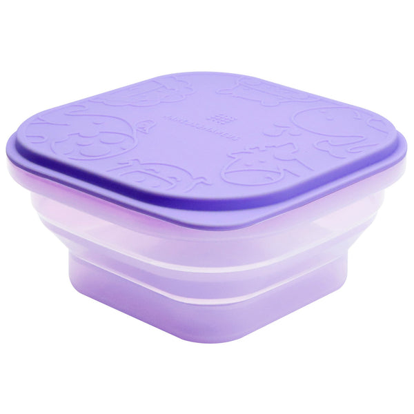 MARCUS & MARCUS COLLAPSIBLE SNACK CONTAINER