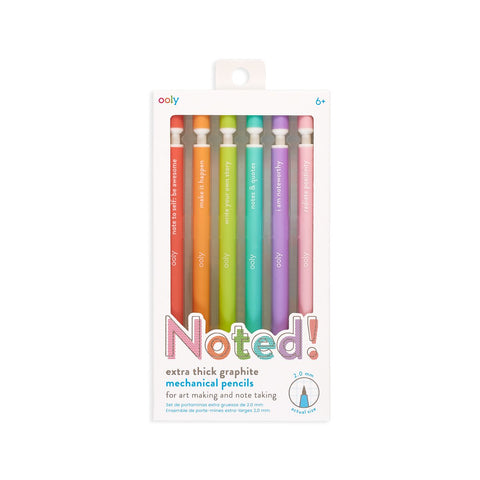 Noted! Mechanical Pencils by OOLY