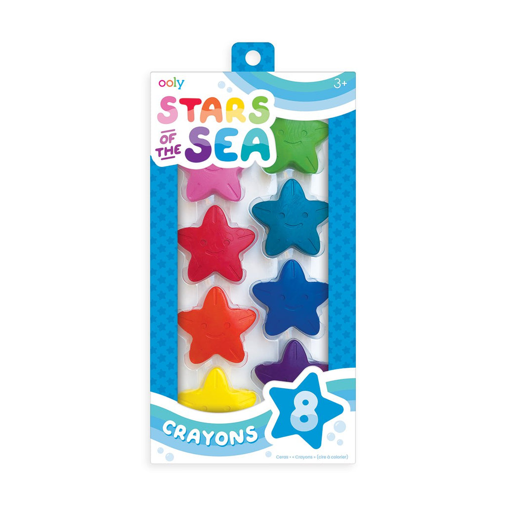 Stars of the Sea Crayons by OOLY
