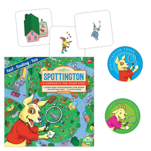 SPOTTINGTON, BY EEBOO