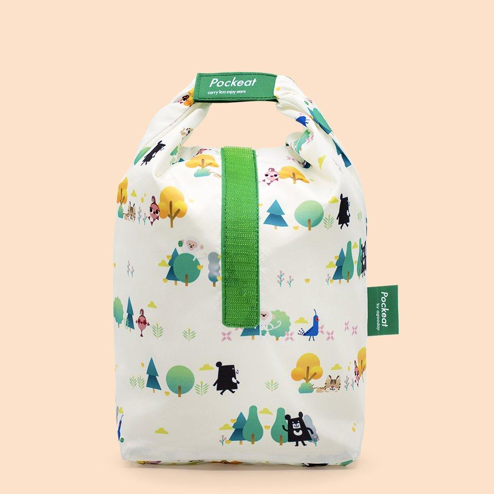 Pockeat Food Bag | Beeru and Forest