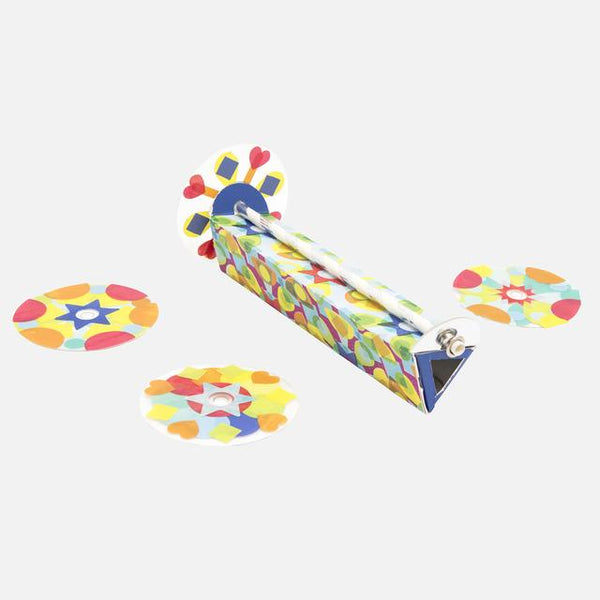 Kaleidoscope Kit - Easy Stick & Play by Tiger Tribe