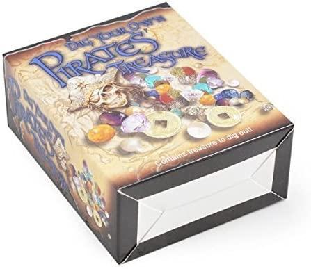 Dig Your Own Pirates Treasure by British Fossils