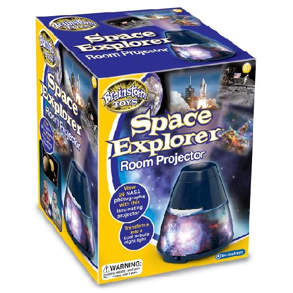 Space Explorer Room Projector by Brainstorm